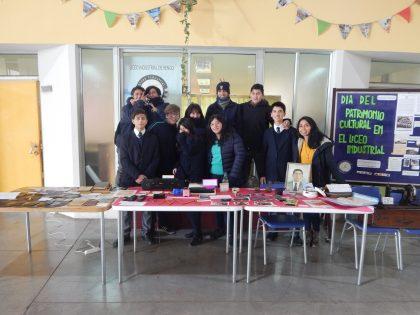 Exposición Día del Patrimonio Cultural en nuestro Liceo