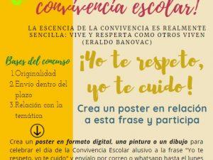 CONCURSO CONVIVENCIA ESCOLAR